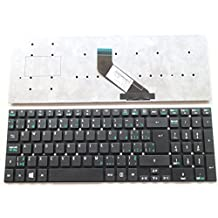 CA Laptop Canadian Clavier Keyboard for Acer Aspire 5755 E15 E17 E1-510 E1-522 E1-530 E5-521