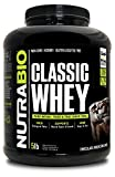NutraBio Classic Whey Protein – 5 Pounds (Chocolate) For Sale