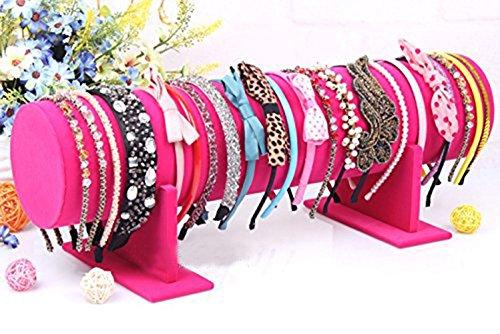Santfe Jewelry Velvet Headband Display