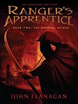 The Burning Bridge by John Flanagan