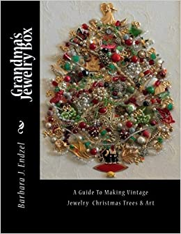 Grandma S Jewelry Box A Guide To Making Framed Jewelry Christmas