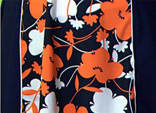 Sunjune - Traje de una pieza - para mujer naranja