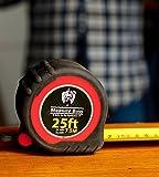 Measure Boss Pro Tape Measure Heavy Duty - 25ft Length 32mm Blade Width For the Serious Handyman