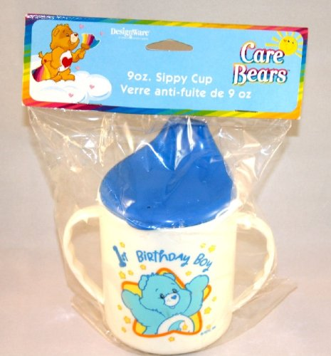 Care Bears Boy's First Birthday Sippy Cup