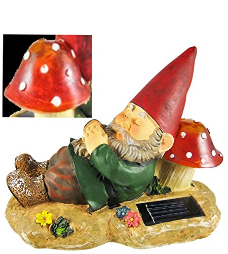Sleeping Gnome Garden Gnome