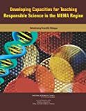 img - for Developing Capacities for Teaching Responsible Science in the MENA Region: Refashioning Scientific Dialogue book / textbook / text book