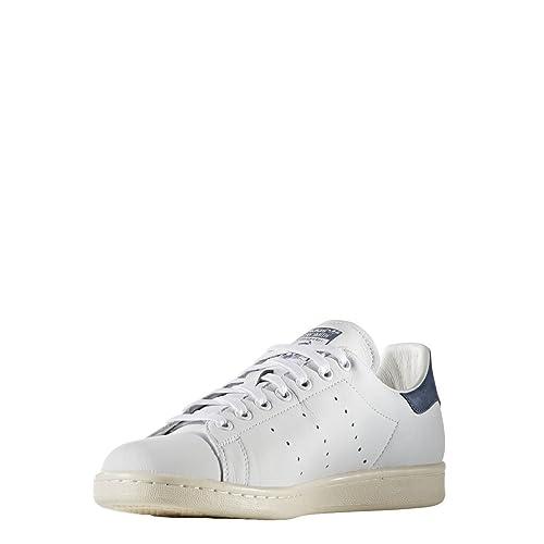adidas Shoes - Stan Smith white beige blue size  36 2 3  Amazon.co ... 1fe3091c9