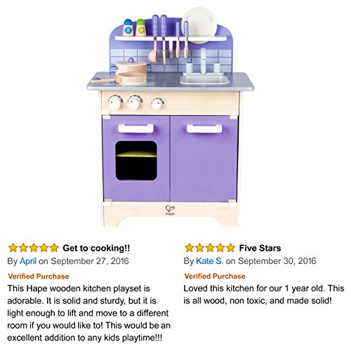 10 Best Play Kitchen Reviews - Latest Updated List (2020)