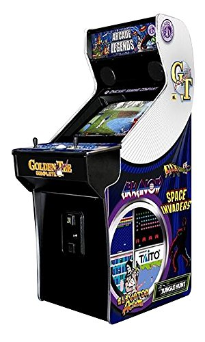 Chicago Gaming Arcade Legends 3 Upright Arcade Game Machine (Multi Arcade Machine Upright compare prices)