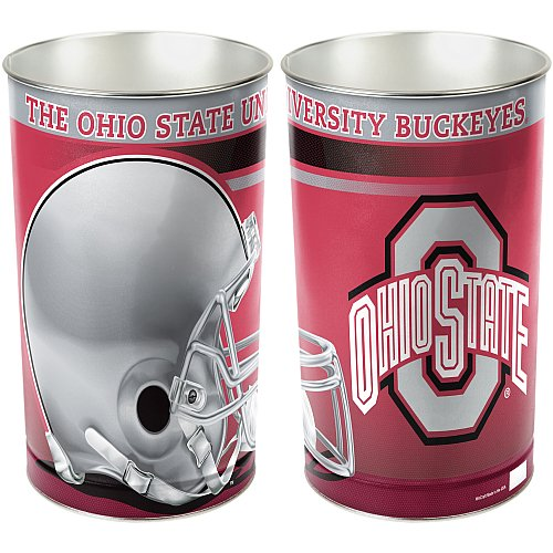 Wincraft Ohio State Buckeyes Football Wa - Ohio State Buckeyes Wastebasket Shopping Results