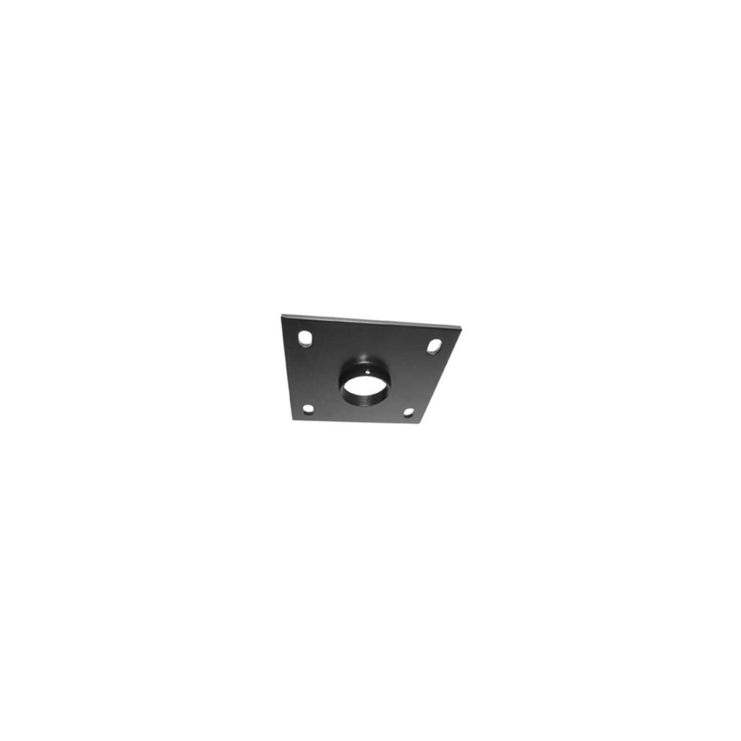 Chief CMA-115 - Mounting component ( ceiling plate ) - black B0009PPONE