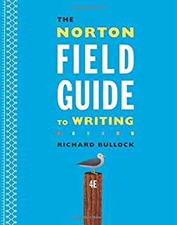 Amazon the norton field guide to writing with readings and the norton field guide to writing fourth edition fandeluxe Images