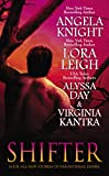 Front cover for the book Shifter by Angela Knight