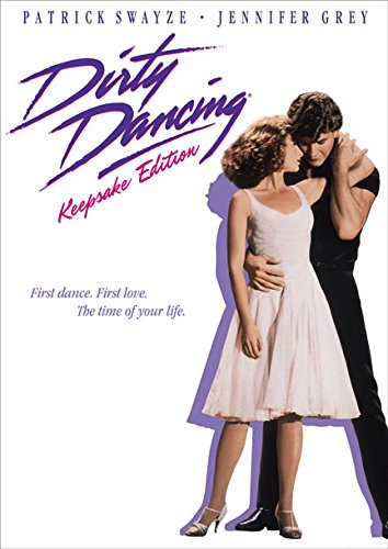 Dirty Dancing dvd labels (1987) R1 Custom