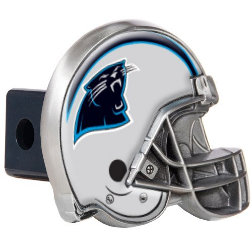 NFL Carolina Panthers Helmet Trailer Hitch Cover