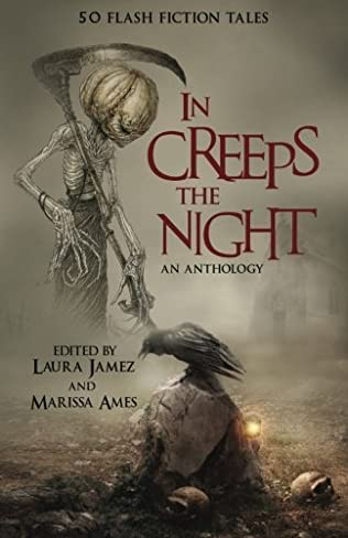 book cover of In Creeps The Night