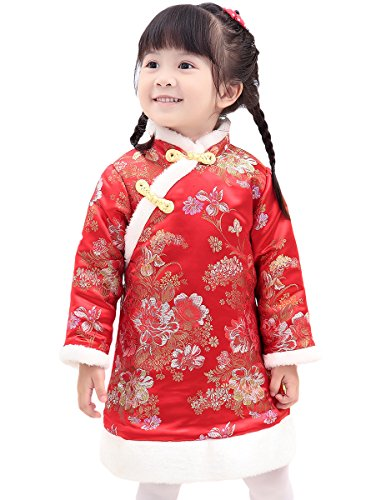 AvaCostume Traditional Chinese Clothing Cotton Padded