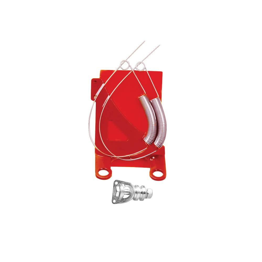 Longacre Racing 52-32710 Short Alum Throttle Return