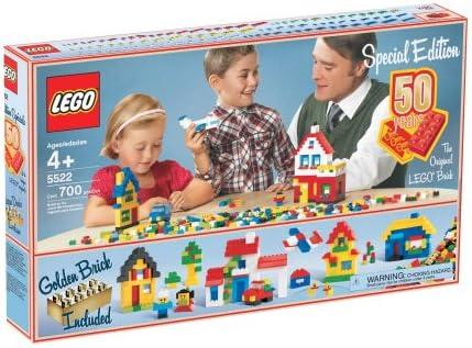 LEGO 50th Anniversary Building Set
