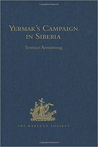 The campaign of Yermak