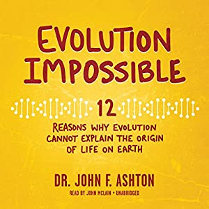 Evolution Impossible Audiobook