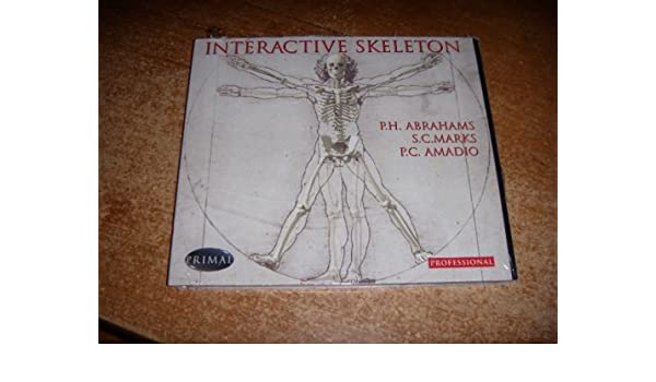 Interactive Skeleton, Professional Edition (CD-ROM for Windows and ...