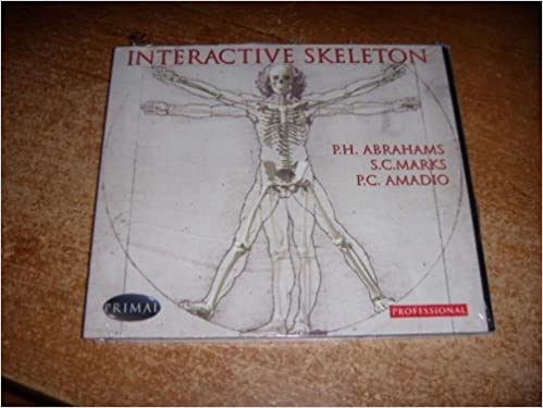 Buy Interactive Skeleton Book Online at Low Prices in India ...