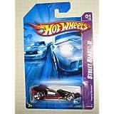 Hot Wheels 2007 Street Beast II Preying Menace 065/180 1 of 4 1:64 Scale