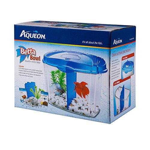 Aqueon Betta Bowl Aquarium Kit In Black Buy Online In