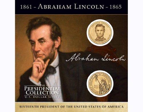 Abraham Lincoln Dollar Coin Collection