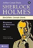 Histórias de Sherlock Holmes - Coleção Clássicos Zahar