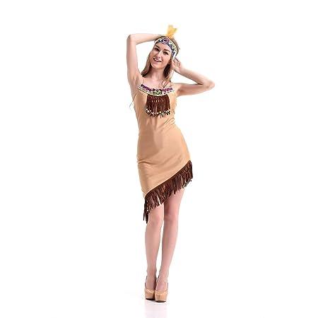 GAOJUAN Disfraz De Halloween Carnaval Cosplay Adulto Vestido ...
