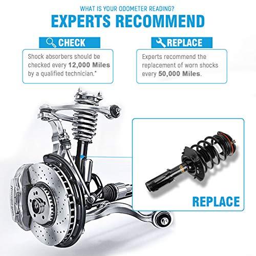 Prime Choice Auto Parts CST100112PR Front Strut Assembly Pair