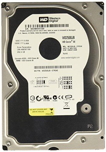 Western Digital WD2500JB Caviar SE EIDE 250 GB Hard Drive ()