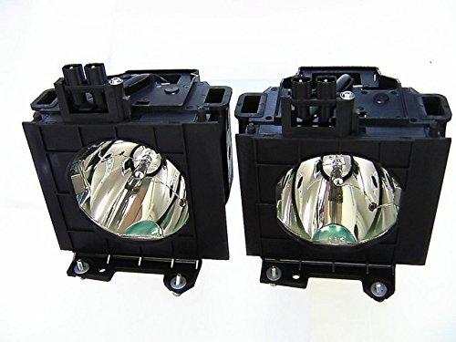 (Panasonic PT-D6000US Projector Compatible Twin-Pac)