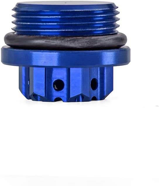 MOTO4U Motorcycle CNC Aluminium Oil Filler Cap 19x2.5mm for HONDA CBR600RR CBR1000RR CBR959 CBR929 In Red