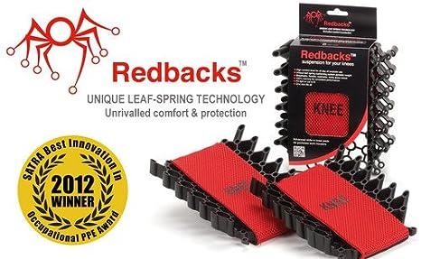 Redbacks Original Slide-in Kneepads for Workwear Trousers