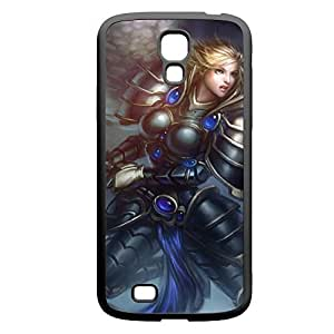 Kayle-002 League of Legends LoL Diy For SamSung Galaxy S6 Case Cover PC Black