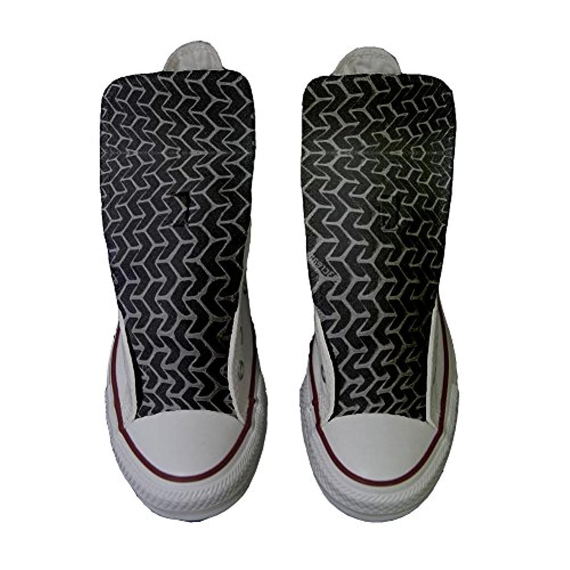 Converse Artigianali Star Pirelly scarpe Canvas Personalizzate Hi All Scarpe