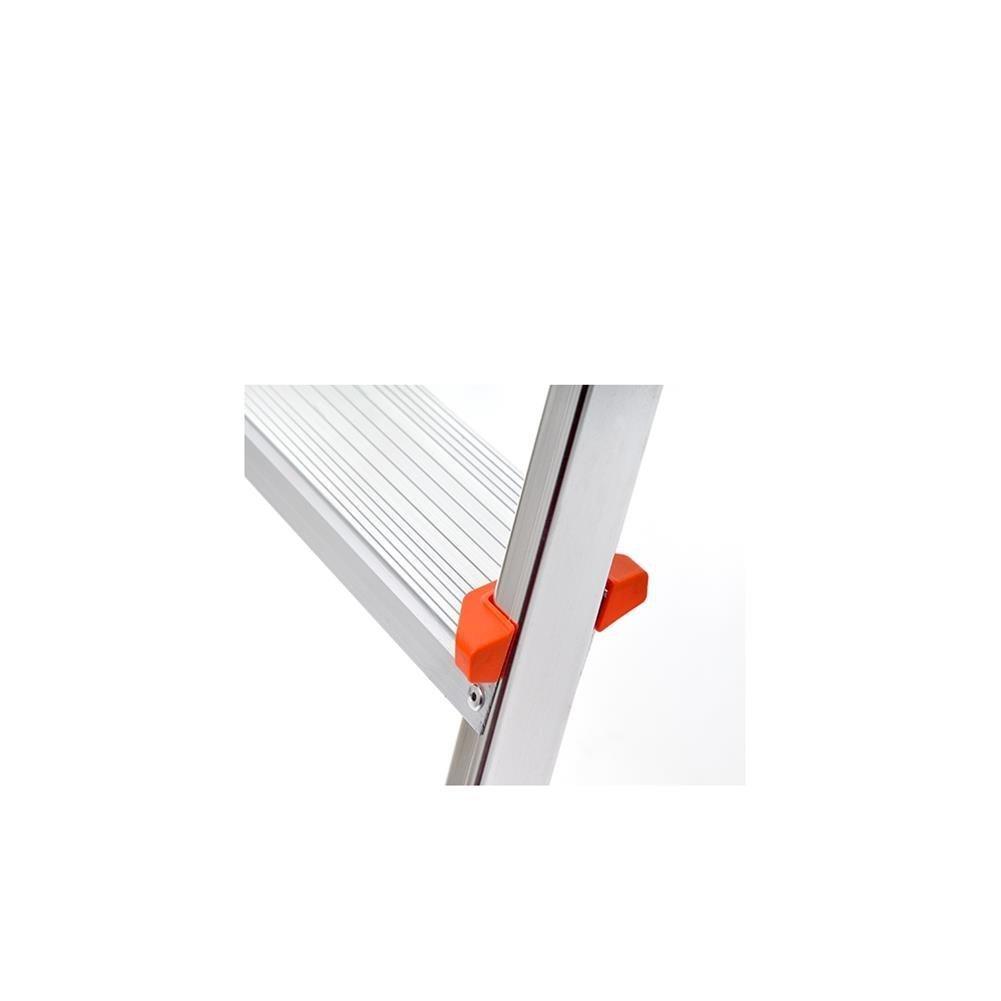 Scala Casalinga In Alluminio Normativa En 131 Gierre 4 Gradini