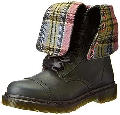 Dr. Martens Women's Triumph 1914 Boot,Black,3 UK (US Women's 5 M)