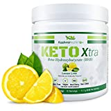 Keto Xtra Best Tasting Exogenous Ketones Ever Made – BHB Salts Supplement Beta-Hydroxybutyrate BHB Ketosis Drink Mix Powder – Boost Energy, Fat Loss, Mental Clarity & Focus – Satisfaction Guaranteed!