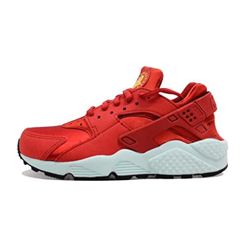 2e6b21a96056 Nike Women s Air Huarache Run Cinnabar Laser Orange-Fiberglass-Black  634835-600