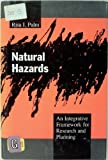 img - for Natural Hazards: An Integrative Framework for Research and Planning by Professor Risa Palm (1989-12-01) book / textbook / text book