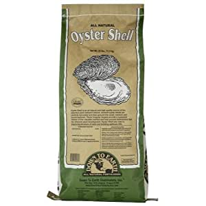 Amazon.com: Down To Earth Oyster Shell - 25 lb: Home & Kitchen