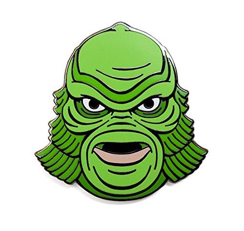 Pinsanity Creature from the Black Lagoon Horror Enamel Lapel (Horror Movie Halloween Memes)