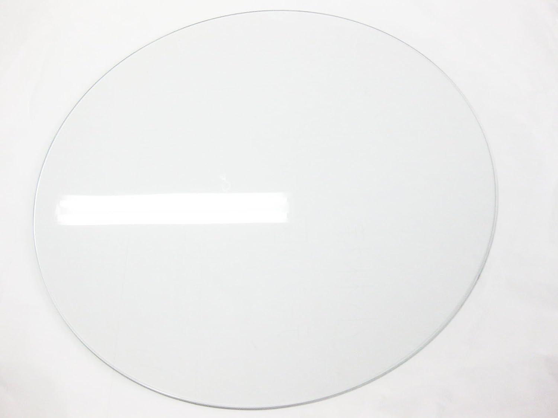 8mm円形強化ガラス (直径 92cm) B076MLWSWM