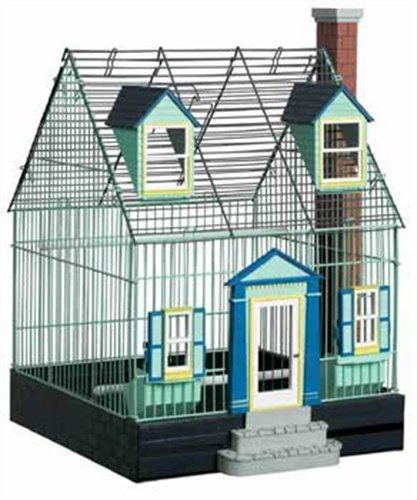Featherstone Heights Cape Cod Bird Cage 290, My Pet Supplies