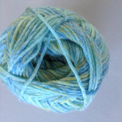 Loops & Threads Sugarspun Yarn, 1 Ball, Aquarium, 3 ounces