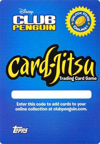 Disney Club Penguin Online Code Redemption Card (Gets You 4 Virtual Trading Cards!) (Best Club Penguin Codes)